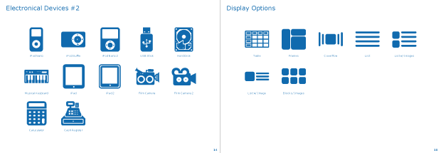 Electronical Devices #2 & Display Options