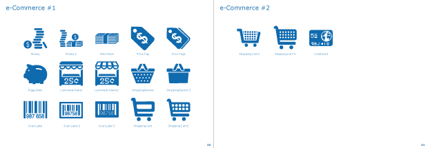 e-Commerce #1 & e-Commerce #2