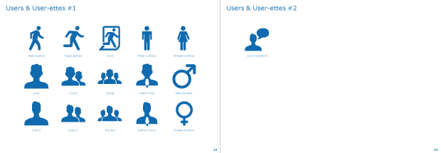 Users & User-ettes #1 & Users & User-ettes #2